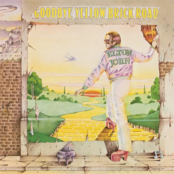 Goodbye Yellow Brick Road (40th Anniversary Celebration) [LP] by Elton John