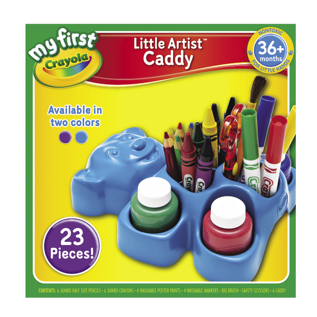 Crayola: My First Little Artist Caddy