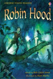 Robin Hood by Rob Lloyd Jones