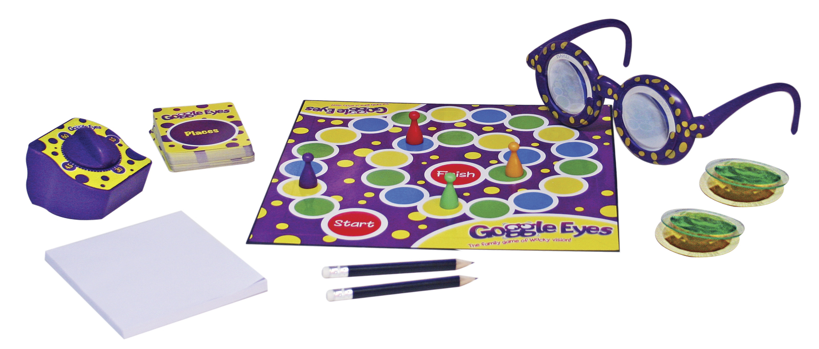 how to play eye know board game