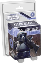 Star Wars: Imperial Assault: Agent Blaise - Villain Pack