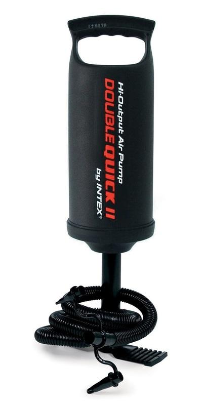 Intex: Double Quick II - Hand Pump