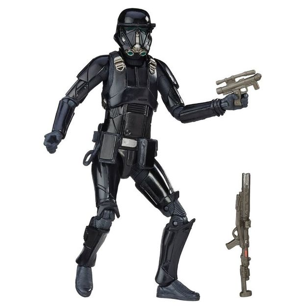 """Star Wars The Black Series: 6"""" Imperial Death Trooper - Action Figure"""