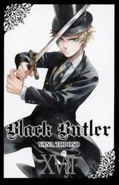 Black Butler, Volume 17 by Yana Toboso