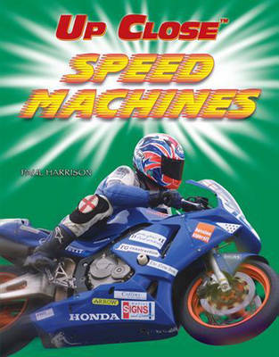 Speed Machines by Paul Harrison image