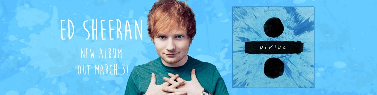 Ed Sheeran's Divide Coming Soon!