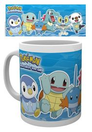 Pokemon Mug (Water Partners)