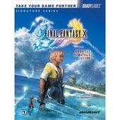 Final Fantasy X Official Strategy Guide for PlayStation 2