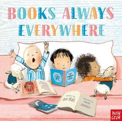 Books Always Everywhere by Jane Blatt