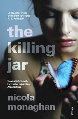The Killing Jar by Nicola Monaghan image