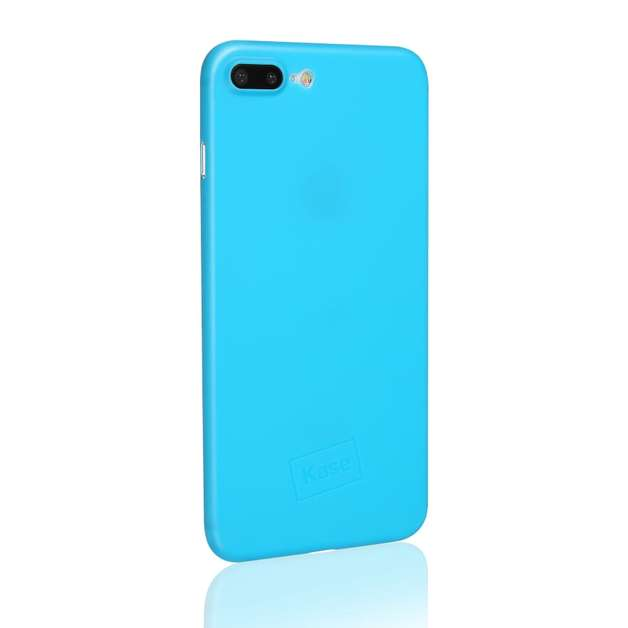 Kase Go Original iPhone 8 Plus Slim Case - Judy Blue Eyes
