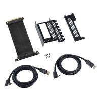 CableMod Vertical Graphics Card Holder Kit w/ Riser Card