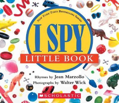 I Spy Little Book by Jean Marzollo