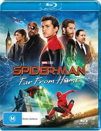 Spider-Man: Far From Home on Blu-ray