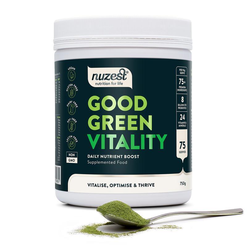 Nuzest: Good Green Vitality (750g) image