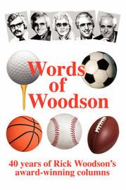 Words of Woodson by Rick Woodson image