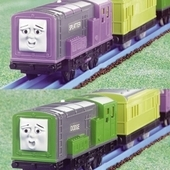 Thomas & Friends: Splatter & Dodge