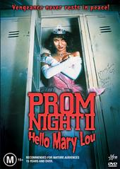 Prom Night 2: Hello Mary Lou on DVD