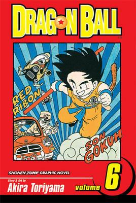 Dragon Ball: v. 6 by Akira Toriyama