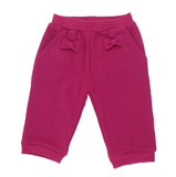 Ladybugs and Birdies Raspberry Sorbet Sweatpants (18 Months)