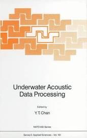 Underwater Acoustic Data Processing