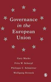 Governance in the European Union by Gary Marks