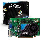 Albatron 8500GT 256MB PCIE