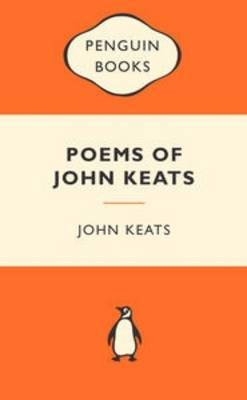 The Poems of John Keats (Popular Penguins) by John Keats