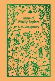 Anne of Windy Poplars by L.M.Montgomery