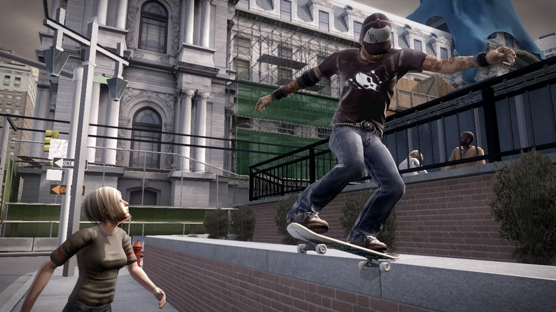 Tony Hawk's Proving Ground for PlayStation 2 image