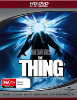 The Thing on HD DVD