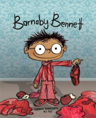 Barnaby Bennett by Hannah Rainforth