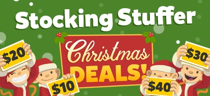 Christmas Gaming Stocking Stuffer deals!