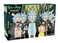 Rick and Morty: Close Rick-Counter - Deck Building Game image