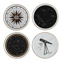 Alice Scott: Porcelain Coaster Set