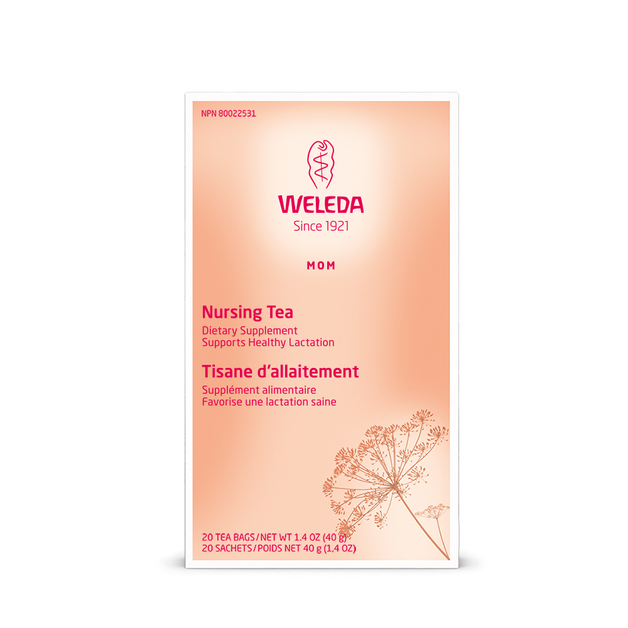 Weleda: Nursing Tea (20 Teabags)