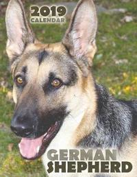 German Shepherd 2019 Calendar by Over the Wall Dogs
