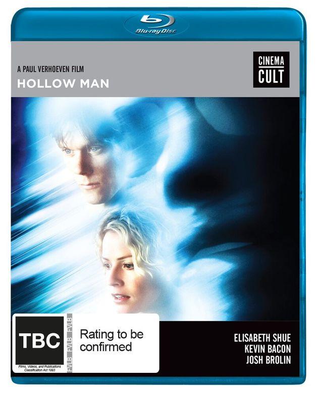 Hollow Man on Blu-ray