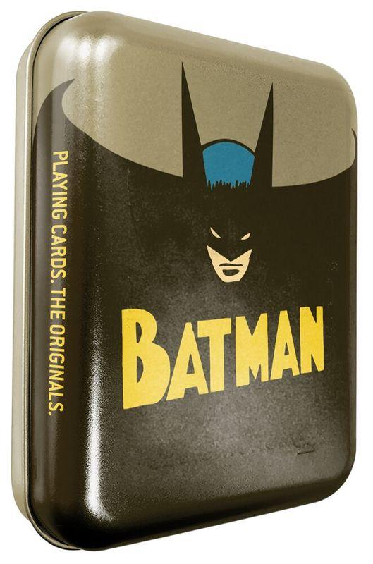 DC Comics: Batman - Playing Card Tin