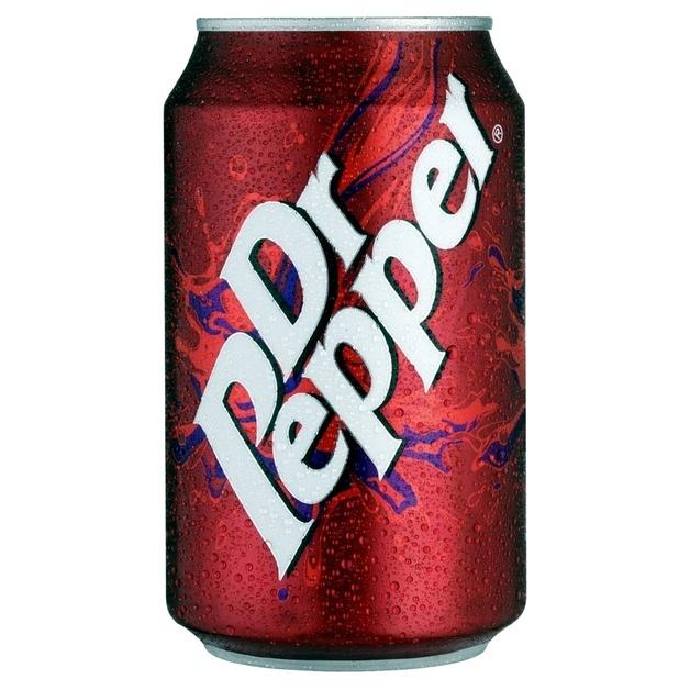 Dr Pepper Fridge Pack (330ml)