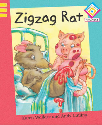 Zigzag Rat by Karen Wallace image