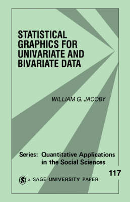 Statistical Graphics for Univariate and Bivariate Data by William George Jacoby image