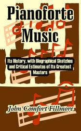 Pianoforte Music by John Comfort Fillmore image