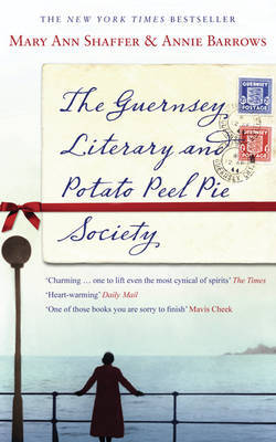 The Guernsey Literary and Potato Peel Pie Society by Mary Ann Shaffer image