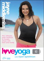 Love Yoga on DVD