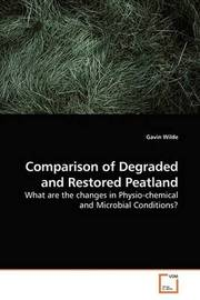 Comparison of Degraded and Restored Peatland by Gavin Wilde