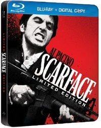 Scarface on Blu-ray