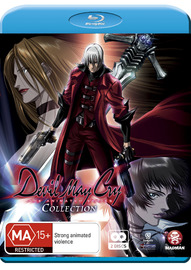 Devil May Cry Collection (2 Disc Set) on Blu-ray
