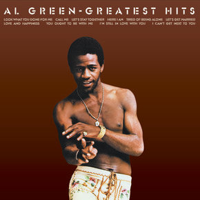 Al Green Greatest Hits (LP) by Al Green