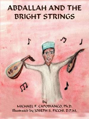 Avdallah and the Bright Strings by Michael F. Capobianco image